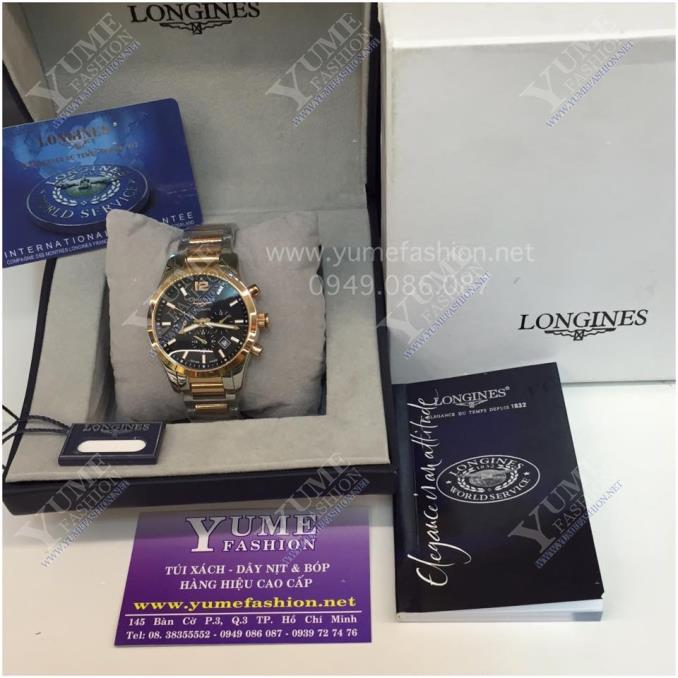 ĐỒNG HỒ LONGINES  DHO1622 | Call