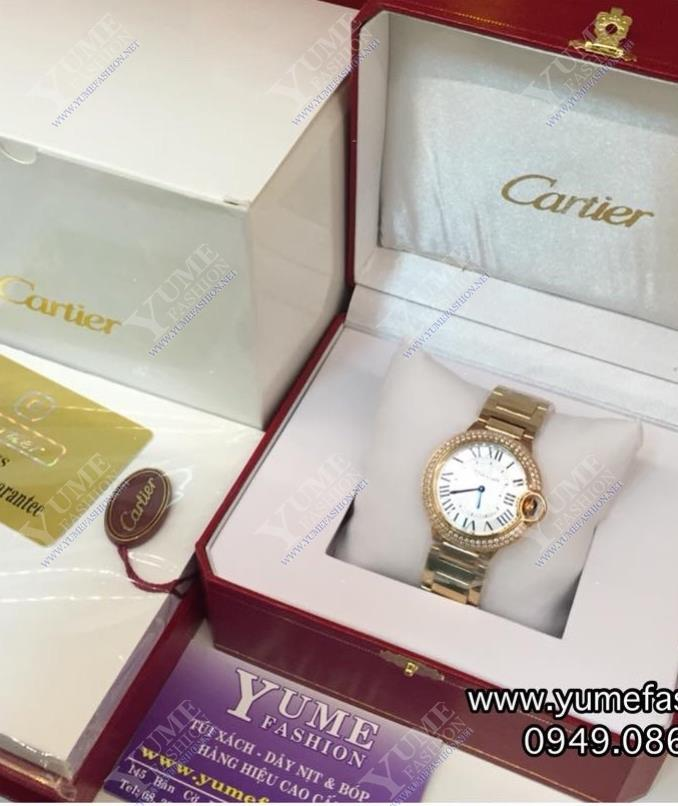 ĐỒNG HỒ CARTIER  DHO1624V | Call