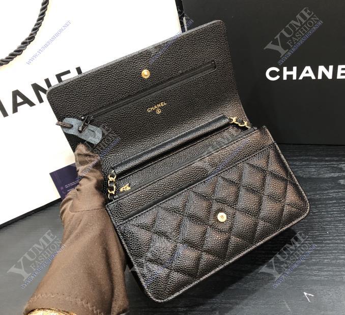 TÚI XÁCH CHANELChanel WOC Caviar leatherTXH2245D|Call