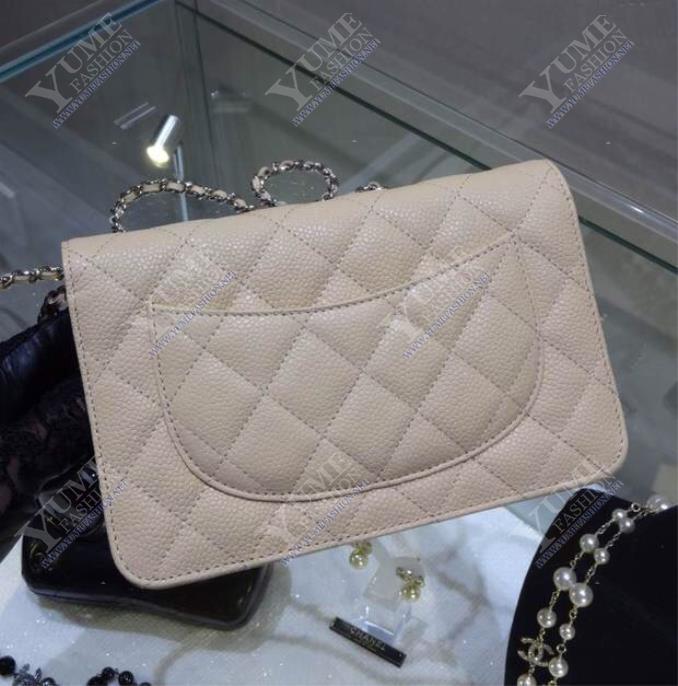 TÚI XÁCH CHANELChanel WOC Caviar leather TXH2245K|Call