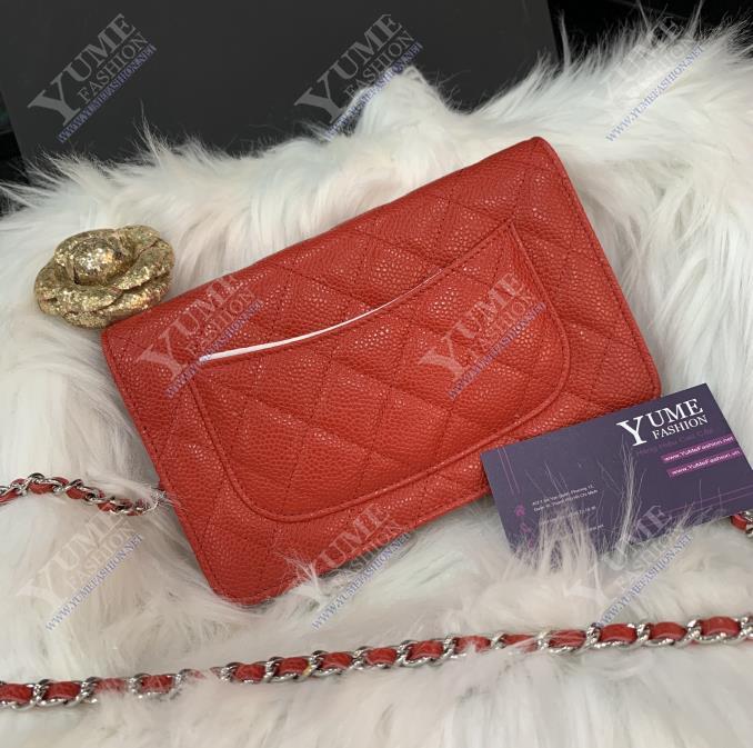 TÚI XÁCH CHANELMiniwoc caviar leatherTXH2245R|Call