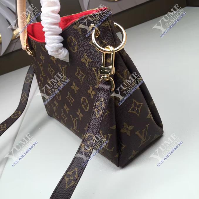 TÚI XÁCH LVPALLAS BB Authentic LeatherTXH2406R|Call