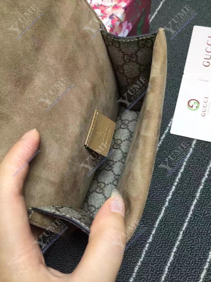 TÚI XÁCH GUCCIDionysus GG Supreme Authentic LeatherTXH2449K|Call